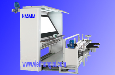 Tensionless Inspection Machine with Information Summary System