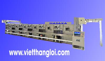 Máy kiểm vải tự động HS-WRS