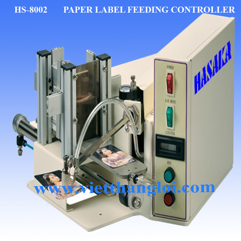Máy ép nhãn giấy bằng PLC