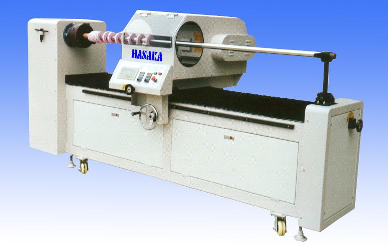 Máy cắt cuộn vải tự động HS-886S