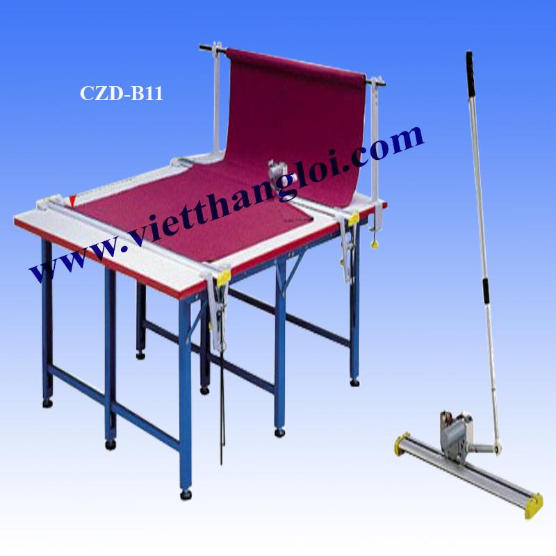 Máy cắt đầu bàn CZD-B11